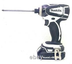 18-Volt LXT Lithium-Ion Brushless Cordless Impact Driver Combo with case & battery