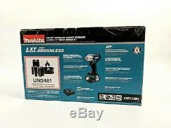 18-Volt LXT Lithium-Ion Compact Brushless Cordless 1/2 in. 3-Speed Impact Wrench
