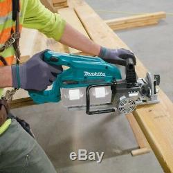 18 Volt Lithium Ion Brushless Cordless Rear Handle 7-1/4 in. Circular Saw Tool
