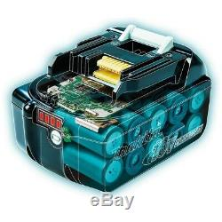 3 x MAKITA GENUINE BL1850 B 18V 5.0AH LITHIUM ION BATTERY WITH LED INDICATOR NEW
