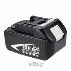 4X 18V 6AH Battery For Makita BL1860 BL1840 BL1830 BL1815 Lithium Ion Power Tool
