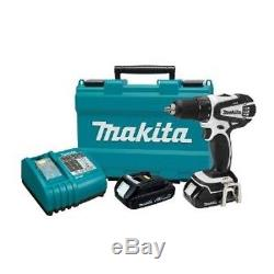 MAKITA 18v 18 VOLT lithium-ion drill/driver LXFD01CW REPLACES BDF452HW warranty