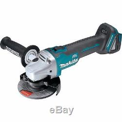 MAKITA 6-PIECE TOOL SET LITHIUM ION CORDLESS 18V Drills Saws Angle Grinder+ NEW
