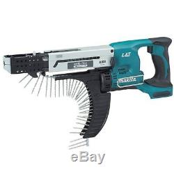 MAKITA BFR750Z 18v Lithium Ion Autofeed Screwdriver