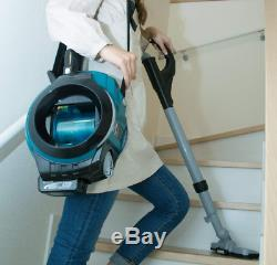 MAKITA DCL500Z 18V LXT LithiumIon Cordless Cyclonic Canister Vacuum, Tool Only