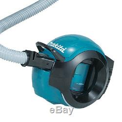 MAKITA DCL500Z 18v Lithium-ion Cordless Cyclone Vacuum Cleaner (Body)