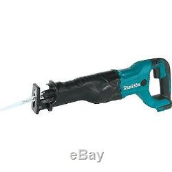 MAKITA XRJ04Z 18V LXT LithiumIon Cordless Recipro Saw, Tool Only