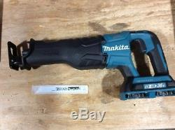 MAKITA XRJ06Z 18V X2 LXT Lithium-Ion (36V) Brushless Cordless Recipro Saw NEW