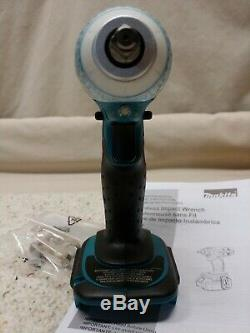 MakitaXWT06Z18 Volt3/8 LXT Lithium-Ion Cordless Impact WrenchTool OnlyNew