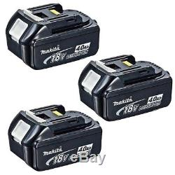 Makita 18V 4.0 Ah LXT Lithium Ion BHP456 To BL1840 Battery STAR MARKED lion X3