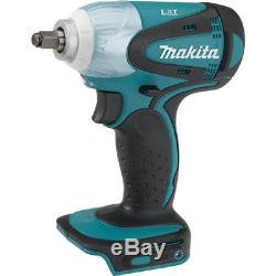 Makita 18V LXT 3.0 Ah Lithium-Ion 3/8 in. Impact Wrench XWT06Z (Bare) New