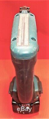 Makita 18V LXT LithiumIon Cordless 3/8 Crown Stapler withBattery NO Charger
