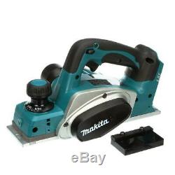 Makita 18V LXT Lithium-Ion 3-1/4 in. Cordless Planer and 5.0Ah battery