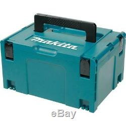 Makita 18V LXT Lithium-Ion 3-1/4 in. Cordless Planer and Interlock case