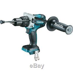 Makita 18V LXT Lithium-Ion Brushless Cordless 1/2 Hammer Driver-Drill XPH07Z
