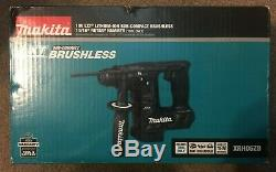 Makita 18V LXT Lithium-Ion Sub-Compact Brushless Cordless 11/16 in. Rotary Tool