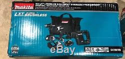 Makita 18V LXT Lithium-Ion Sub-Compact Combo Kit CX300RB NEW Sealed