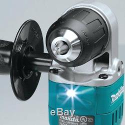 Makita 18V Lithium-Ion LED Variable 3/8 Cordless Right Angle Drill Tool-Only