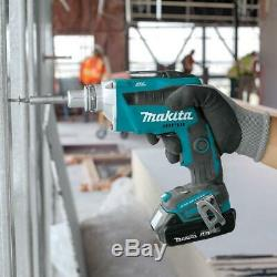 Makita 18-Volt 2.0Ah LXT Lithium-Ion Compact Cordless Combo Kit (2-Piece) Tool