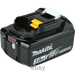 Makita 18-Volt 8-Piece ComboKit Assorted Tools Lithium-Ion Cordless System