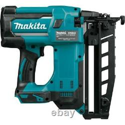 Makita 18-Volt LXT Lithium-Ion 16-Gauge Cordless 2-1/2 in. Straight Finish