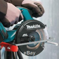 Makita 18-Volt LXT Lithium-Ion Brushless 5-7/8 in. Cordless Metal Cutting Saw