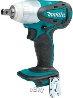 Makita 18-Volt LXT Lithium-ion Cordless 15-Piece Combo Kit (4) Batteries 3.0Ah