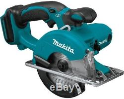 Makita 18-Volt LXT Lithium-ion Cordless 15-Piece Combo Kit with (4) Batteries