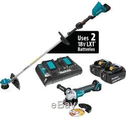 Makita 18-Volt X2 (36-Volt) LXT Lithium-Ion Brushless Cordless String Trimmer