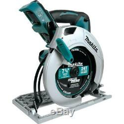 Makita 18-Volt X2 LXT Lithium-Ion (36-Volt) Cordless 7-1/4 in. Circular Saw ONLY