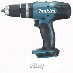 Makita 18v LXT Lithium ion Cordless Hammer Combi Drill with 1 Battery- Li-ion