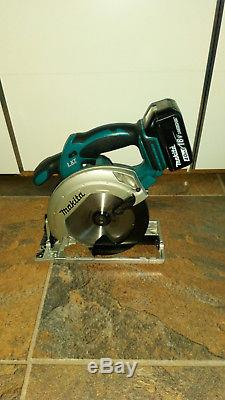 Makita 18v lithium ion 8 Piece Cordless Power Tool Set WITH battery
