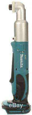 Makita Angle Impact Driver Drill 18 Volt Lithium Ion Cordless 1/4 In Hex
