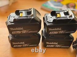 Makita BL1830B 18V LXT LithiumIon 3.0Ah Battery. All 5 For 155