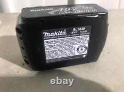 Makita BTW251Z LXT 18v Lithium-Ion Brushless Cordless Drive Impact Wrench (1/2)