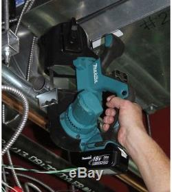 Makita Band Saw 18V Portable Compact Cutting Lithium-Ion Cordless (Tool-Only)