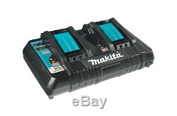 Makita Brushless Cordless 14 Chain Saw Kit WithFour 18V X2 (36V) LXT Lithium-Ion