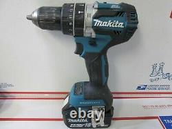 Makita Brushless XDT13 + XPH12 Kit 18-V Lithium-Ion Drill Impact Set with charger