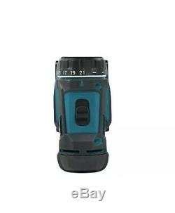 Makita Combo Kit Driver Drill Impact Driver 18 Volt Lithium-Ion Compact 2 Piece