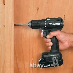 Makita Combo Tool 2-Tool 18-Volt Lithium-Ion Sub-Compact Brushless Cordless Clip