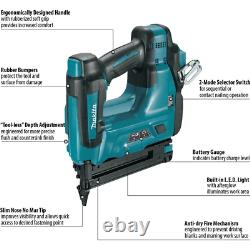 Makita Cordless Brad Nailer 18-Volt Lithium-Ion Built-in LED Light (Tool-Only)