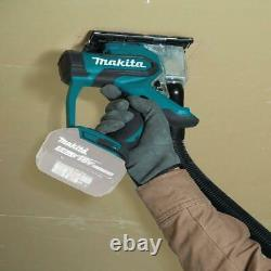 Makita Cordless Cut Out Saw Cutting Drywall Power Tool 18 Volt LXT Lithium Ion