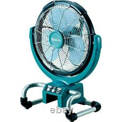 Makita Cordless Job Site Fan 3 Speed 13 Inch 18 Volt LXT Lithium Ion Tool Only
