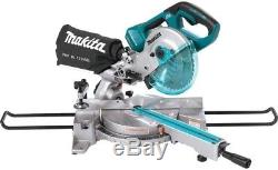 Makita Cordless Miter Saw 7-1/2 in. 18-Volt Lithium-Ion Dual Slide (Tool-Only)