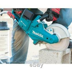 Makita DCE090ZX1 Twin 18v / 36v 9 Cordless Brushless Disc Cutter Saw Bare