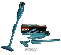 Makita DCL180Z 18v Volt LXT Lithium Ion Vacuum Cleaner Cordless Rp BCL180Z Bare