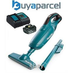 Makita DCL182Z 18v Volt LXT Lithium Ion Vacuum Cleaner Cordless + 1 x Battery