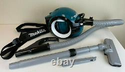 Makita DCL501Z 18V LithiumIon Brushless Cordless Cyclonic Canister HEPA Filter
