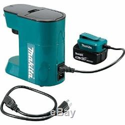 Makita DCM500Z 18V LXT Lithium-Ion Cordless Coffee Maker