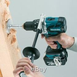 Makita DHP481Z 18V LXT Lithium-Ion Combi Hammer Drill With 1 x 4.0Ah Battery